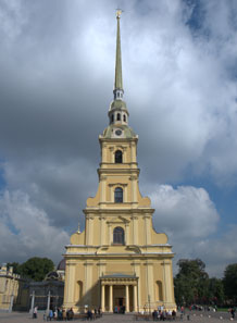 Peter and Paul Cathedral and Grand Ducal burial chapel