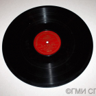 The gramophone records of 1900 - 1990-ies